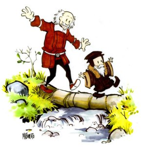 john-calvin-and-thomas-hobbes